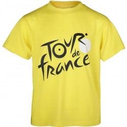 T-shirt enfant jaune Tour de France 2020