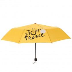 Parapluie de poche jaune