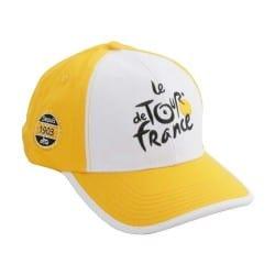 Casquette jaune Tour de France