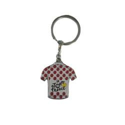 Porte-clefs maillot pois Tour de France