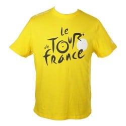 T-shirt leader Tour de France